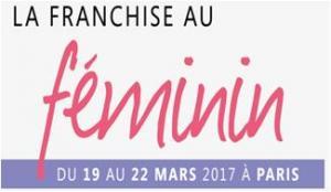 LA FRANCHISE AU FEMININ